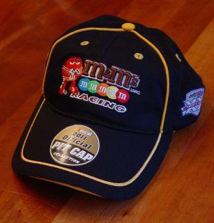 Official NASCAR Pit Cap Hat Kyle Busch M MS Joe Gibbs Racing