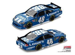 JIMMIE JOHNSON #48 Lowes Car New Paint 1/64th Gold Series 2012 Lionel