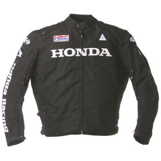 Joe Rocket Honda Performance Mesh Jacket Black 2X