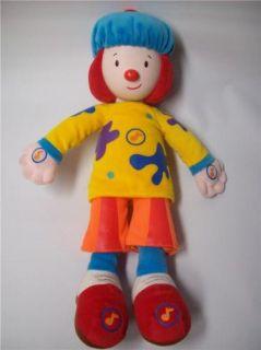 JoJo Circus 16 Plush Talking Get Up Play Doll Toy