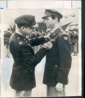 Ct Photo ael 972 James Jimmy Stewart Air Force