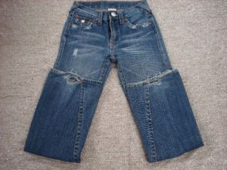 Authentic True Religion Joey Denim Jeans Junior Womens Size 10