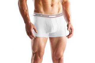 Under Armour O Series Mens Boxer Shorts Two Styles White Black