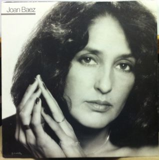 Joan Baez Honest Lullaby LP Mint WL Promo Jr 35766 Vinyl 1979 WLP