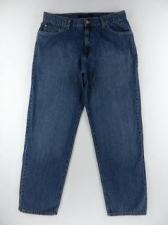 Calvin Klein CK Easy Fit 100% Cotton Denim Mens Jeans Sz 35 36 X 31