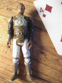 Star Wars Vintage Action Figure Lando Calrissian Skiff Guard Disguise