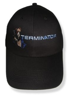 Terminator Embroidered Cap or Hat John Connor T 800