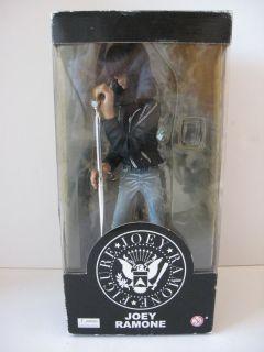Rare JOEY RAMONE The Ramones Original Punk Rock Band Action Figure