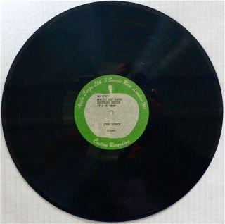 Beatles John Lennon Imagine Alternate Unreleased UK 12 Acetate