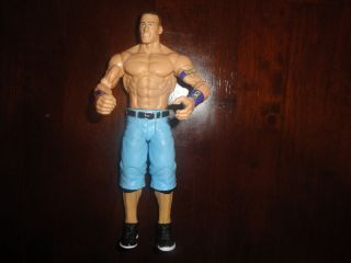 Mattel Steel Cage Ring Exclusive John Cena wwe wrestling figure purple