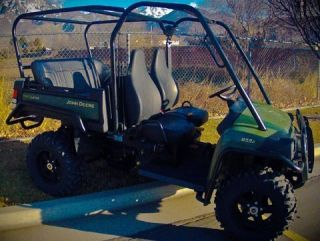 John Deere Gator Back Seat and Roll Cage Kit by UTV Mountain