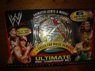 Ultimate WWE Championship Belt