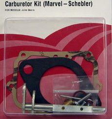 John Deere 3010 3020 Tractor Carb Carburetor Kit Marvel