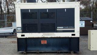 150KW Kohler John Deere Generator