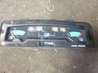 John Deere 425 Dash Instrument Cluster 1002 Hours as Is AM115468 $286
