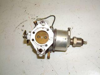 John Deere F525 Front Mower Kawasaki PA540A Engine Mikuni Carburetor