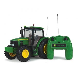 John Deere 6430 Kids Radio Control Remote Control Toy Tractor Vehicle