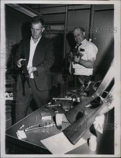 1970 Press Phoo Sg John Doris Edward Connolly Boson Police |