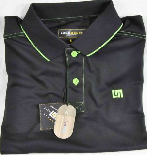 Loudmouth Mens Essential Golf Shirt John Daly Loud Mouth John Daly