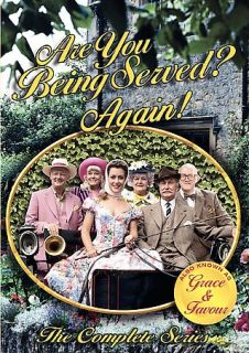 Are You Being Served Again The Complete Series New DVD John Inman Mollie