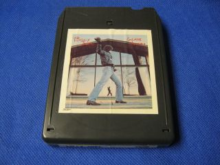 Billy Joel 8 Track Tape Glass Houses Tested NW Pad Splice Loaded with Hits