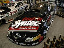 John Force Funny Car Dragster Summit 1 24 Diecast NHRA Nightstalker 1 of 1 600