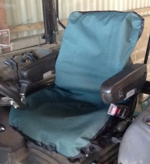 Heavy Duty John Deere Tractor Seat Cover Waterproof Other colours available