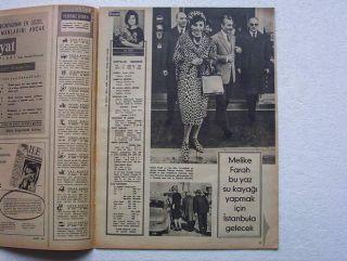 Farah Diba John Kennedy JFK Princess Irene 11109