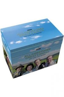 All Creatures Great And Small Complete Series DVD