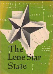 1947 The Lone Star State John Hancock Insurance Texas