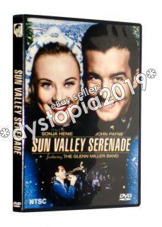 Sun Valley Serenade DVD 1941 Sonje Henie John Payne Glenn Miller His Band