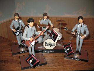 Beatles 1991 Hamilton Figures Apple Corps Limited