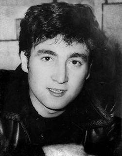 """The Beatles John Lennon 1961 The Cavern Print Large 14 x 11"""""""