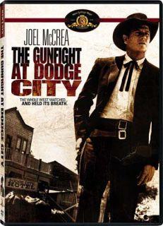 THE GUNFIGHT AT DODGE CITY NEW DVD