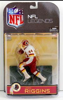 McFarlane NFL Football Legends John Riggins Washington Redskins Action Figure