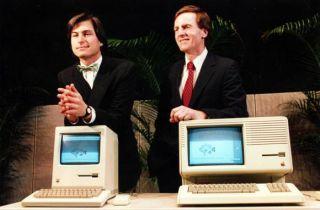 Steve Jobs Apple Lisa 1 Computer Face Plate Mint