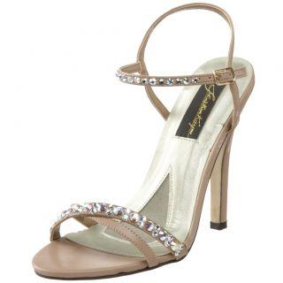 Johnathan Kayne Tahiti AB Swarovski Rhinestone Shoes