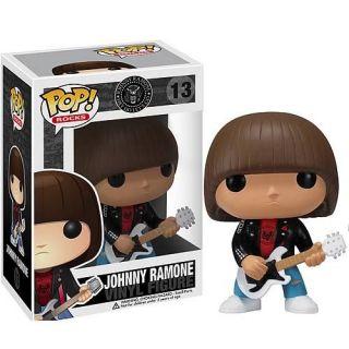 Johnny Ramone POP ROCKS Vinyl Figure FUNKO figurine the Ramones
