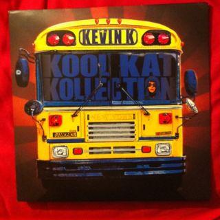 Kevin K Double Vinyl Lp Kool Kat Kollection Johnny Thunders Trash Brats NY Dolls