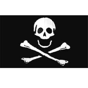 Jolly Roger Poison 3x5 Feet Flag Skull Flag