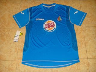 Getafe Soccer Jersey Joma Top Spain New Football Shirt Maglia Trikot Camiseta