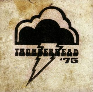 Thunderhead Thunderhead '75 CD Killer 70s Guitar Rock w Johnny Winter
