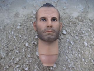 Hot 1 6 DAM Toys TOS Navy Seal Pointman Kelly Lake Johnny Messner Headsculpt