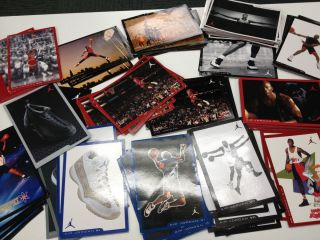 Nike Air Jordan Retro Card 1 2 3 4 5 6 7 8 9 10 11 12 13 14 15 I IV V VI XI XII