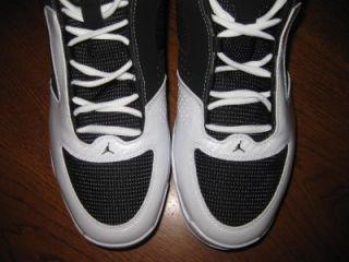 Nike Jordan Black Cat Mid Metal Baseball Cleats 10 5 MVP Jeter