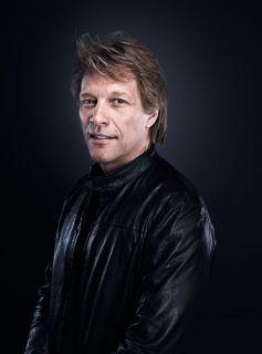 Great Medium Jon Bon Jovi Music CD Black 2008 Rock Concert Black Jersey T Shirt
