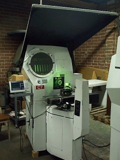 "Jones Lamson Model Epic 114 14"" Optical Comparator Measuring Machine"