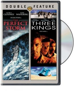 NEW The Perfect Storm Three Kings Double Feature