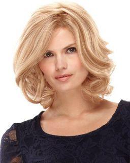 Carrie Jon Renau Smartlace Human Hair Wig Monofilament