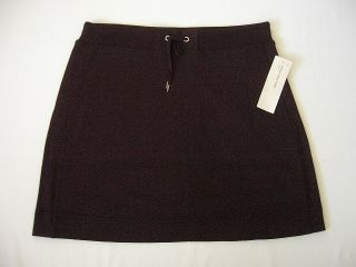 Jones New York Sport Skort Shorts L Black New